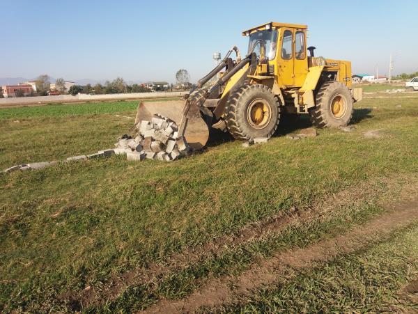 6 مورد دیوارکشی غیرمجاز در آمل تخریب شد+تصاویر